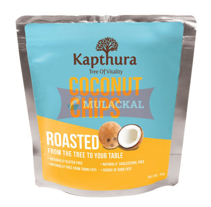 Picture of KAPTHURA Organ. Coconut Chips roasted 24x40g