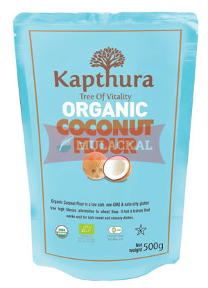 Picture of KAPTHURA Organ. Coconut Flour 24x500g