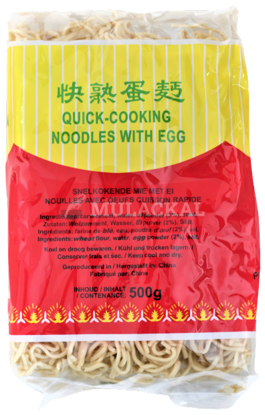 Picture of LONG-LIFE Quick Cooking Noodles 30x500g
