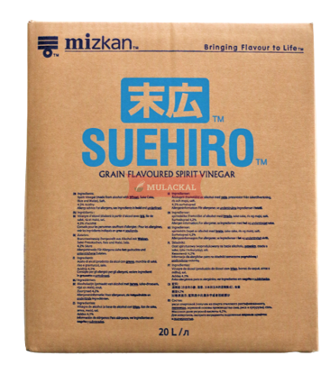 Mizkan Grain Vinegar 20L