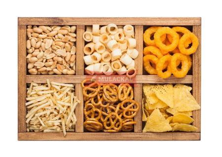 Bild für Kategorie Snacks und Chips