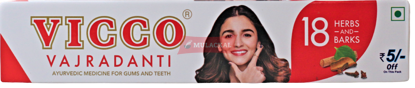 Picture of VICCO Vajradanti Toothpaste 120x100g