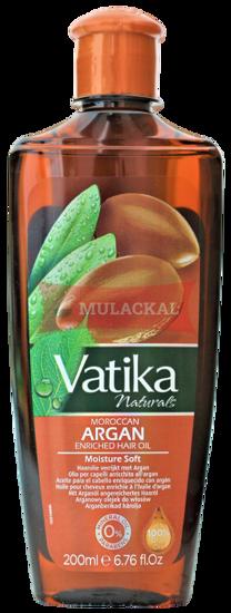 Picture of DABUR Vatika Argan Enriched Hair Oil 36x200ml