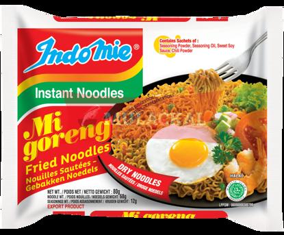 INDOMIE Instant Mi Goreng Fried Noodles 80g