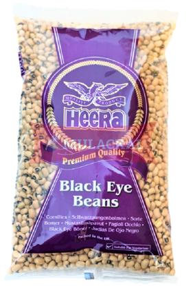 Heera Black Eye Beans 2kg