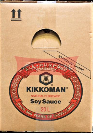 KIKKOMAN Soy Sauce Glutenfree 20L