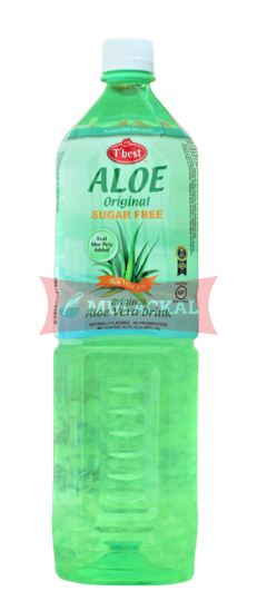 T'BEST Aloe Vera Drink Sugar Free 1.5L