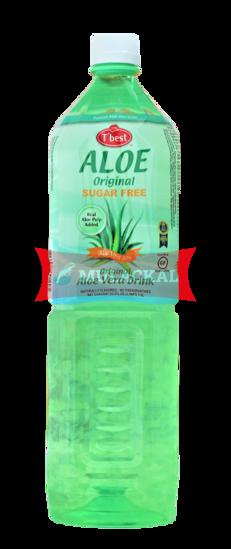T'BEST Aloe Vera Drink Sugar Free 1.5L