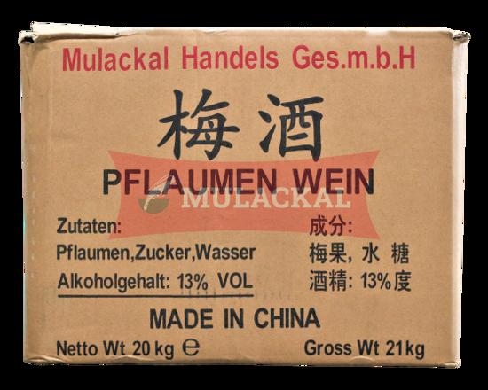 MULACKAL Plum Wine 20L