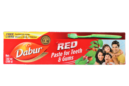 DABUR Herbal Red Toothpaste 200g