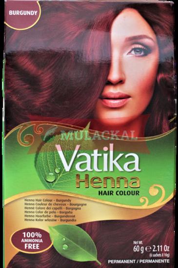 VATIKA Henna Burgund Colour 60g