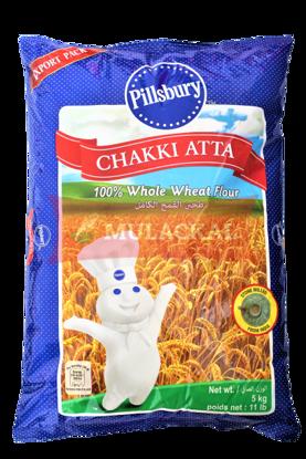 Pillsburry Chakki Chapatti Flour Atta 5kg