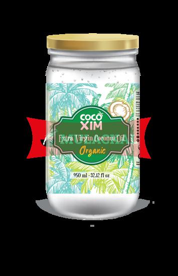 Extra Virgin Coconut Oil Organic 950ml