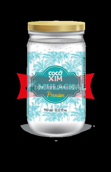 Extra Virgin Coconut oil Premium 950ml