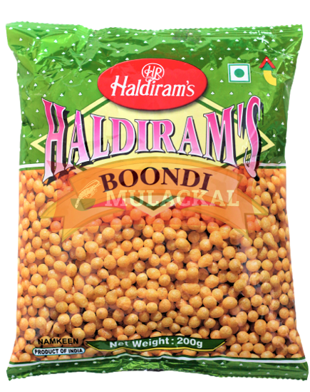Picture of Boondi Plain 10x200g