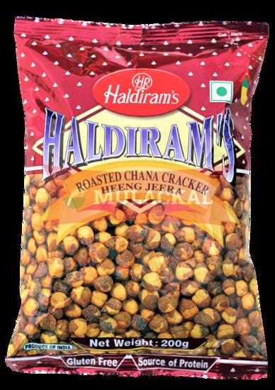 HALDIRAM Chana Cracker (Kichererbsen Cracker) 200g
