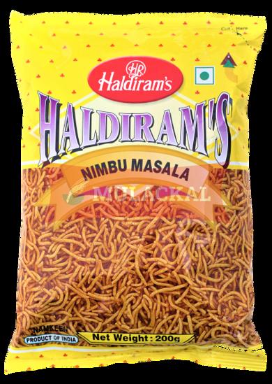HALDIRAM Nimboo Mix 200g