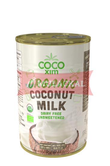 COCOXIM Organic Coconut milk 400ml