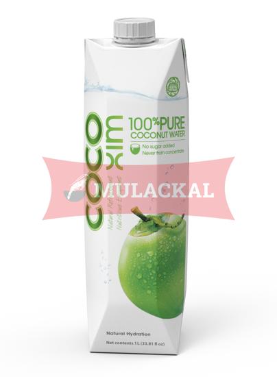 COCOXIM Coconut Water 100% Pure 1L