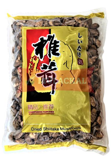 MULACKAL Shiitake Mushrooms whole 50g