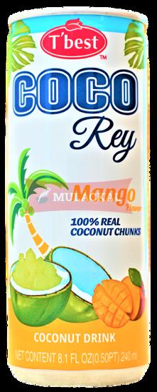 T'BEST Coco Rey mango 240ml