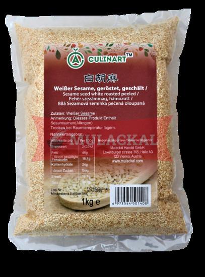 CULINART Roasted Sesame Seeds White 1kg