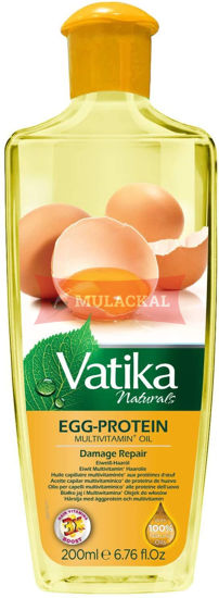 DABUR Vatika Egg Protein Hair Oil 200g