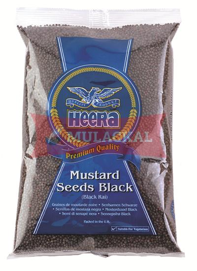 HEERA Mustard Seeds (Black) 1kg