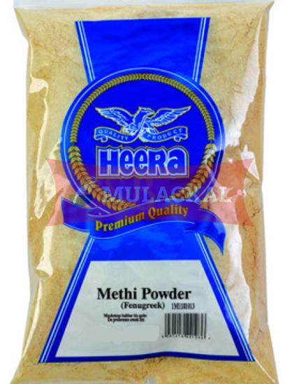 HEERA Methi Powder (Bockshornkleesamen Pulver) 100g