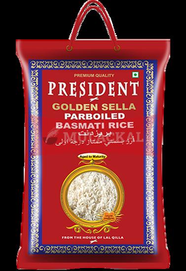 President Basmati rice 5kg