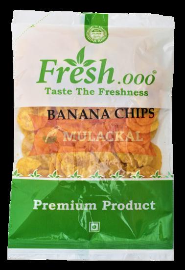 FRESH Banana Chips Salted 100g