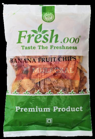 FRESH Banana Fruit Chips Sweet 100g