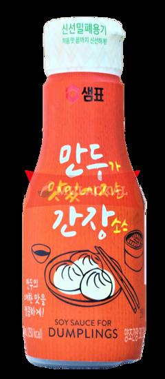 SEMPIO Soja Sauce für Dumpling 200ml
