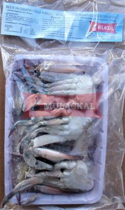 Blue swim crab cut 11/15 1kg