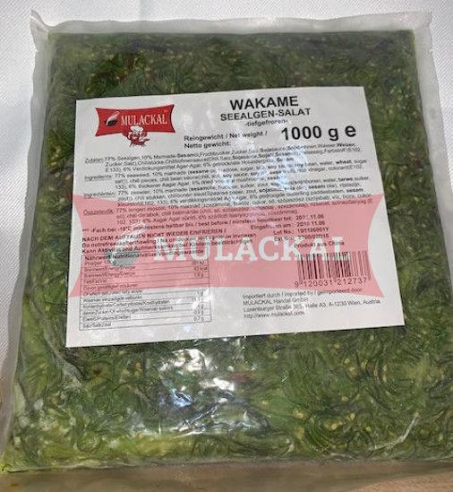 Wakame salad 1kg