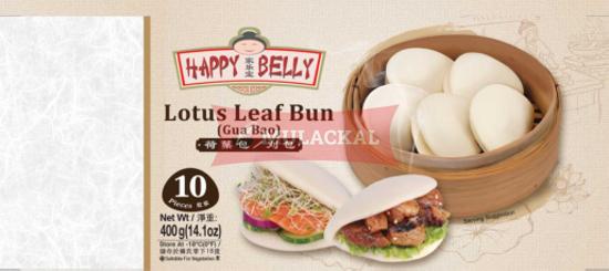 HAPPY BELLY Gua Boa Buns 400g