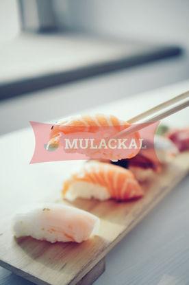 Sushi Tilapia slices w. fat 160g