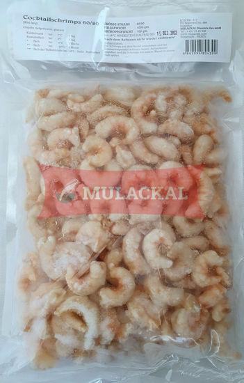 MULACKAL Cocktail Shrimps 60/80 1kg