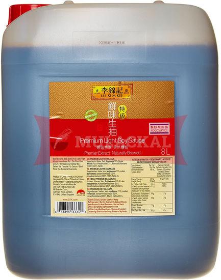 LKK Soy Sauce (light) 8L