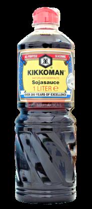 KIKKOMAN Soy Sauce (dark) 1L