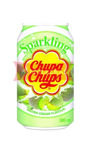 CHUPA CHUPS Soda Melon Cream 345ml