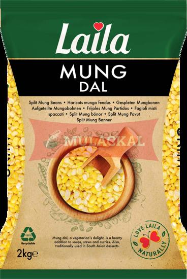 LAILA Moong-Dal 2kg