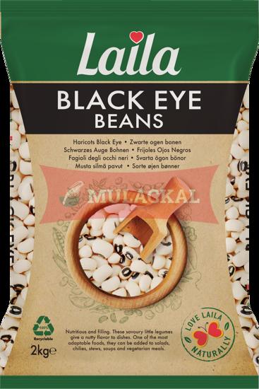 LAILA Black Eye Beans 2kg