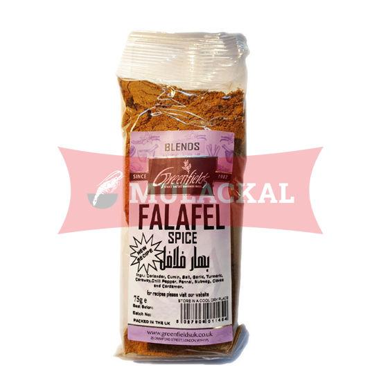 GREENFIELDS Falafel Spice 12x75g
