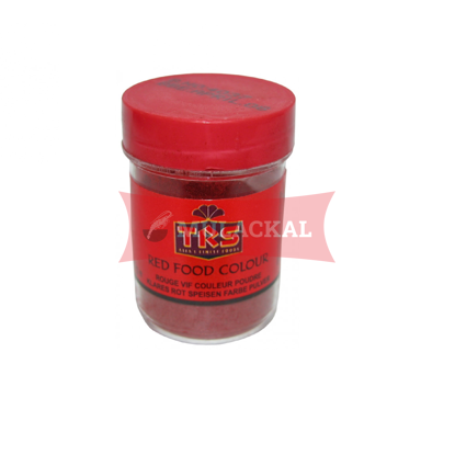 TRS Food Colour Red 12x25g