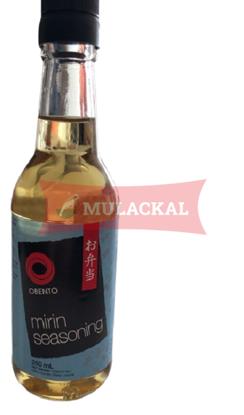 OBENTO Mirin Seasoning 5x250ml
