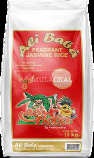 ALI BABA Jasmine Fragrant Rice  1x18kg