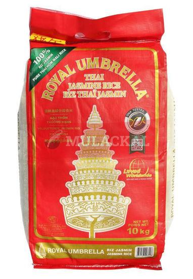 ROYAL THAI Jasmine Fragrant Rice 1x10kg