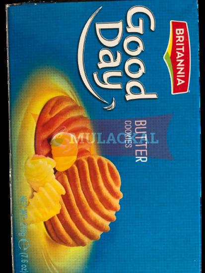 BRITANNIA GoodDay Butter Cookies 12x216g