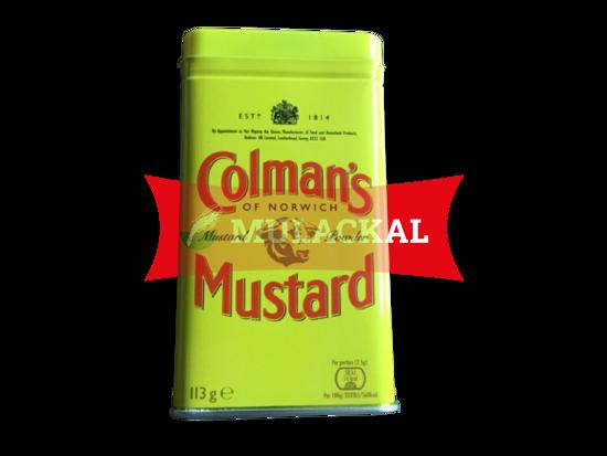 COLMANS Mustard Powder 12x113g